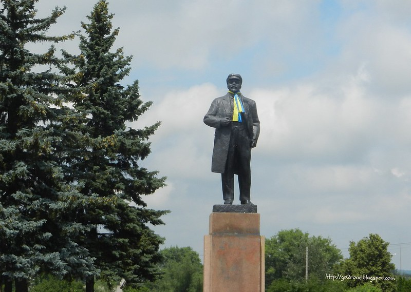 Памятники Глухова