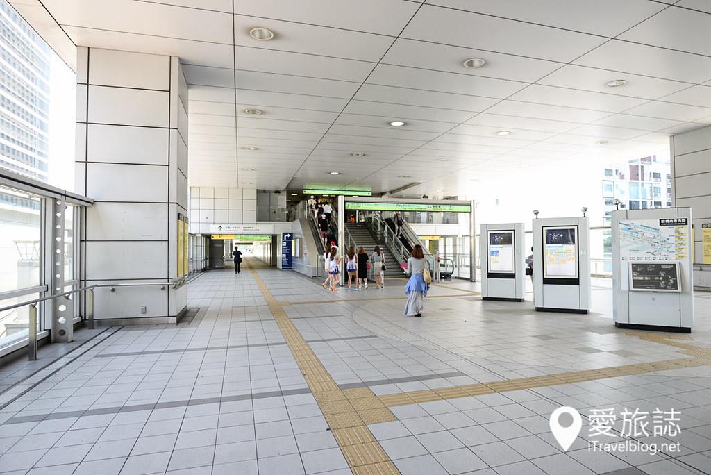 东京车站置物柜 10