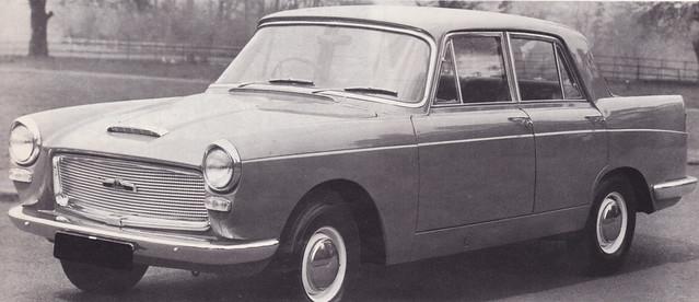 1966 Austin A110 Westminster MkII Press Photo - England