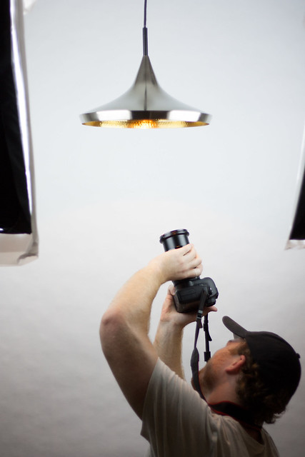 Product photos in action