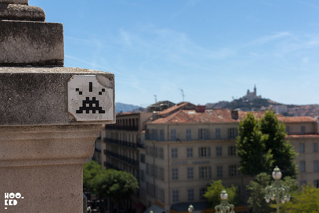 Invader_Street Art in Marseille, France_PHOTO_©2015_MARK_RIGNEY