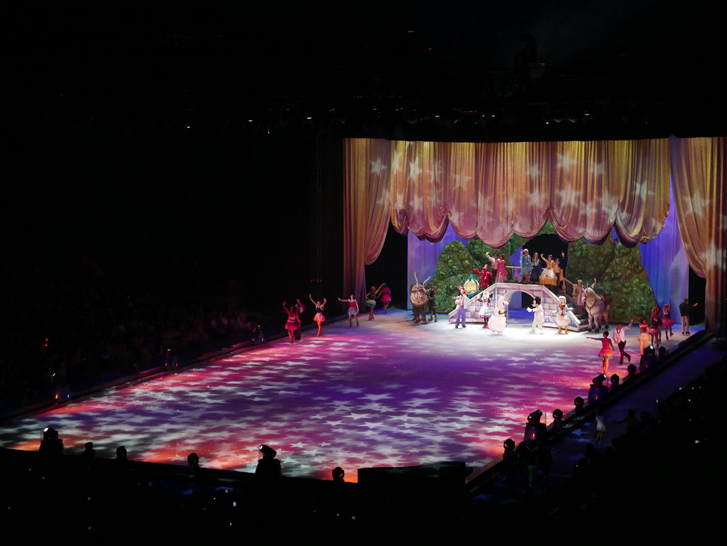 Disney On Ice 2015
