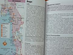 Recenze: Turistický průvodce Myanmar (Barma)