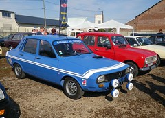 Renault R12 Gordini et 4L - Photo of Potte