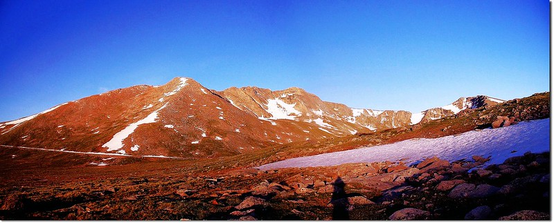 Sunrise on Mount Evans 6