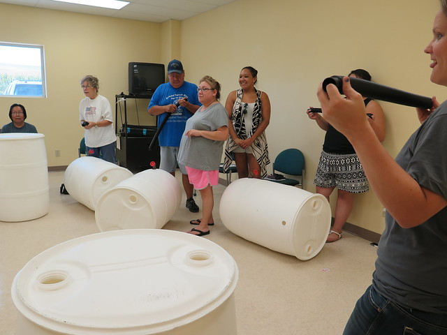 Santee Rain Barrel Building Workshop