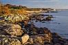 Rocky Shore - Cliff Walk, Newport, Rhode Island by LensEye View