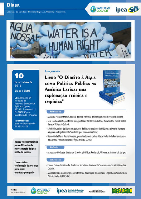 The Right to Water as Public Policy/O Direito a Água como Política Pública