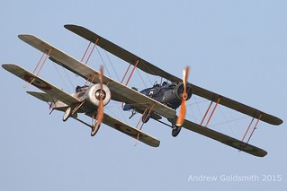 7783 a nice pair of Bristols, Scout and F,2b