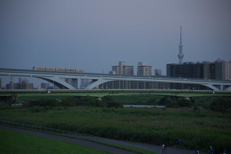 Tokyo Train Story 日暮里・舎人ライナー
