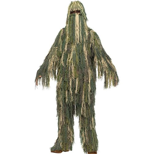 ghillie-suit