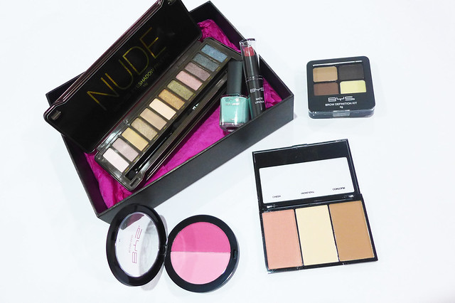 bys makeup pro glamourbox
