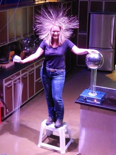 Sudbury - Science North - electrified