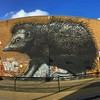 Roa Hedgehog in Shoreditch #roa #roagraffiti #london #londongraffiti #ldngraffiti #hedgehog
