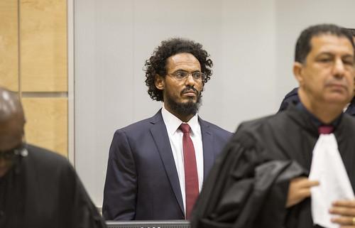 Ahmad Al Faqi Al Mahdi makes first appearance before the ICC