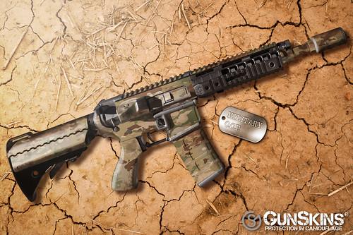 AR-15 Military OCP