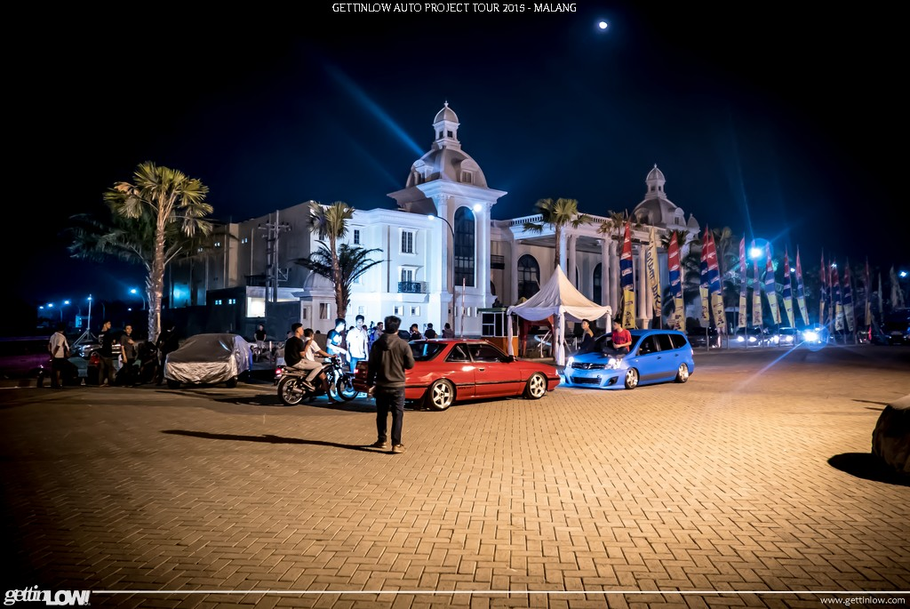 Gettinlow Auto Project Tour Malang 2015