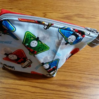 One Bendy bag done from scraps for Mathew.