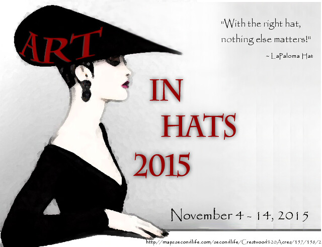 ART in HATS - HATS in ART