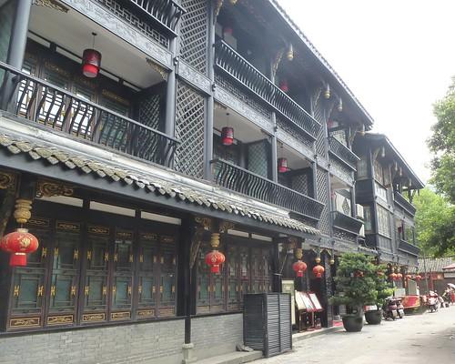 CH-Chengdu-Temple Wenshu-Quartier (4)