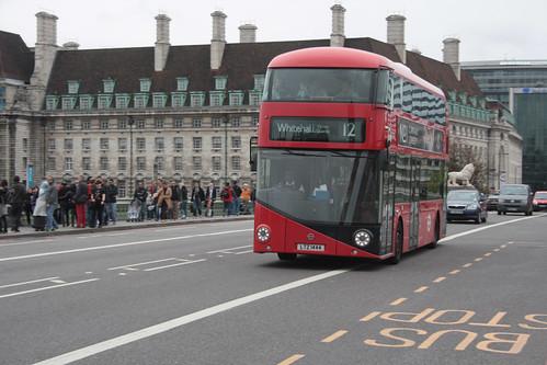 London Central LT444 LTZ1444