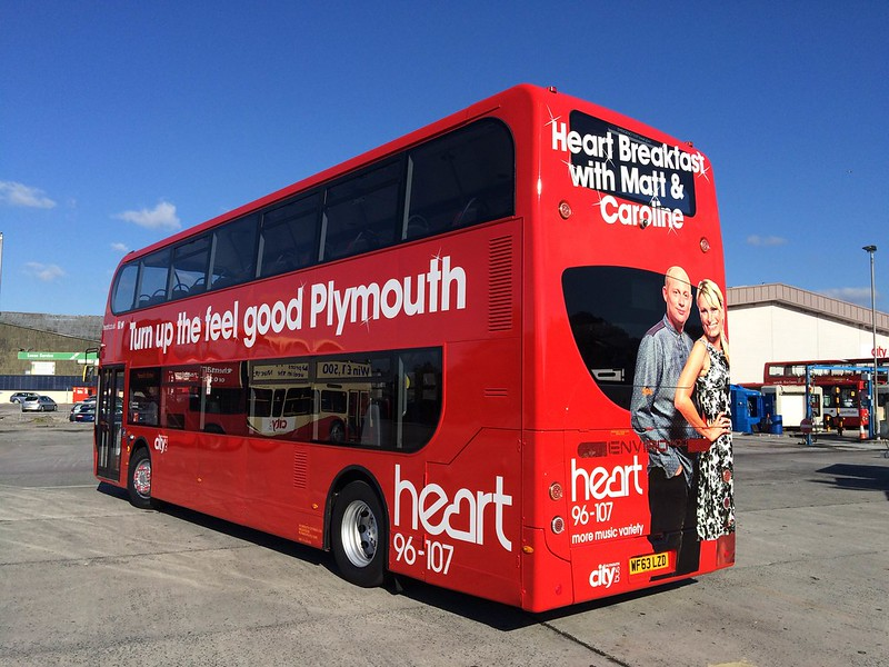 Plymouth Citybus 504
