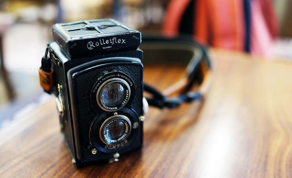 Rolleiflex Standard 621