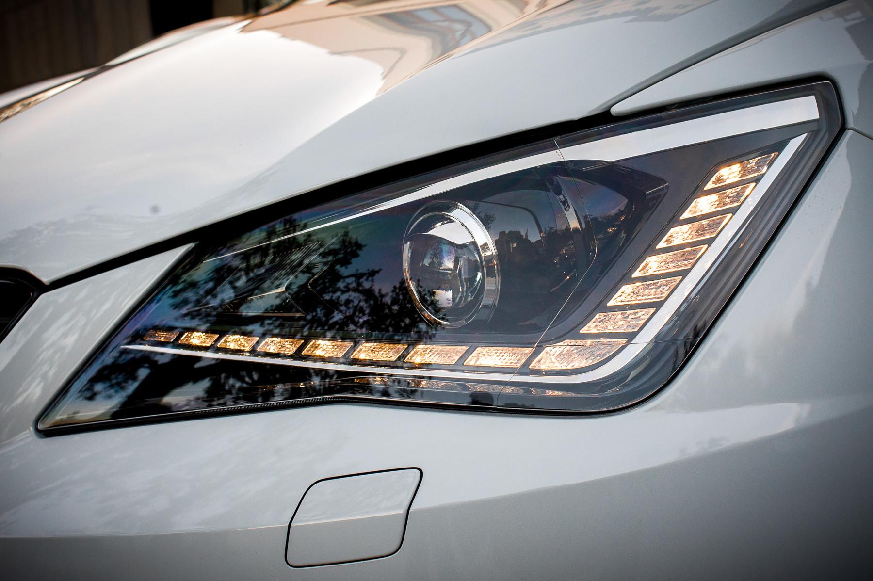 Фары со светодиодами SEAT Ibiza Cupra