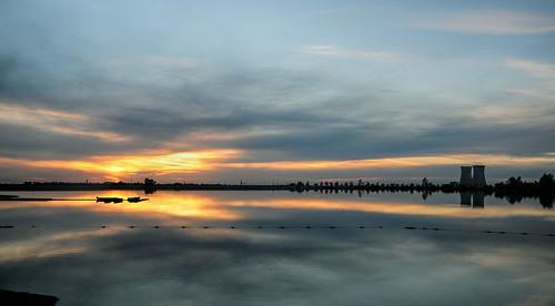 Rancho Seco Sunset