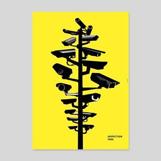 #Poster #Design #Inspection #Tree