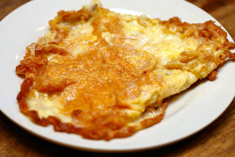 D'Lala Seafood Telur-Dadar