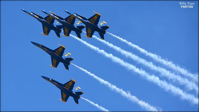 The Blue Angels Fleet Week San Francisco 2015