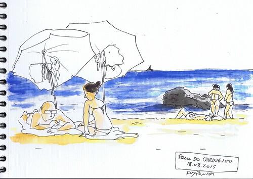 2015.08.18 Praia do Chiringuito