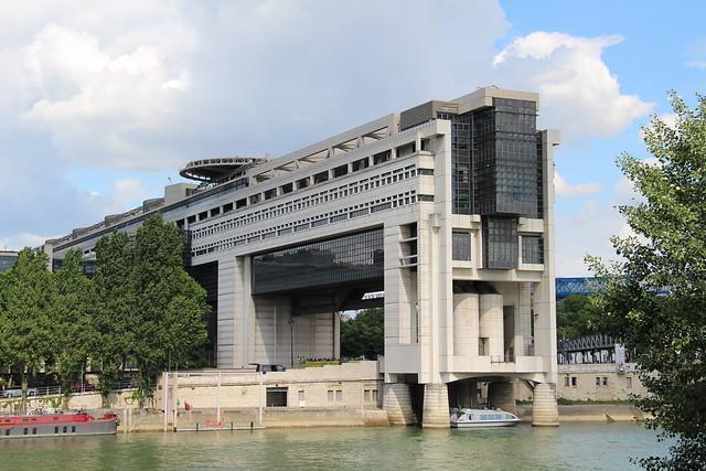 Paris - Ministère de l'Économie et des Finances