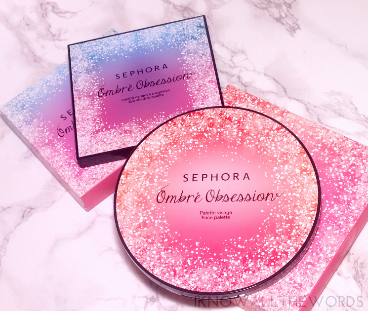 Sephora Collection Face and Eyeshadow Palette (2)