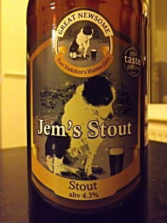 Great Newsome, Jem's Stout, England