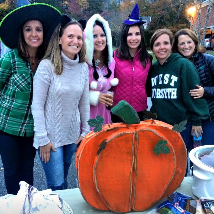 pumpkin moms