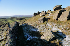 England - Yorkshire Dales - Crummack Dale and Moughton Scar - 21 11 2015