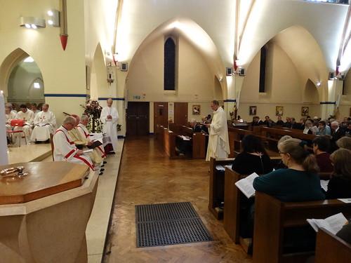 151113 - Induction of Parish Priest Beckenham