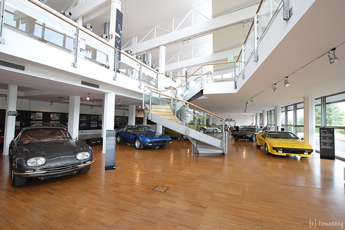 Museo Lamborghini 004