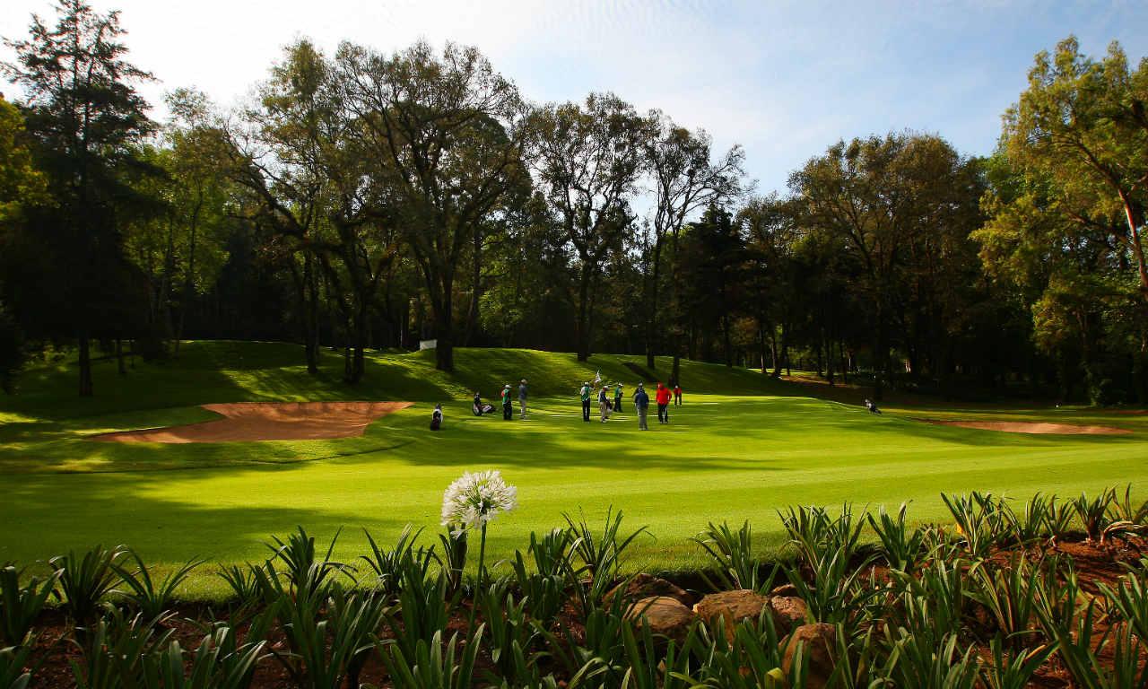 Valle de Bravo Golf Classic Práctica