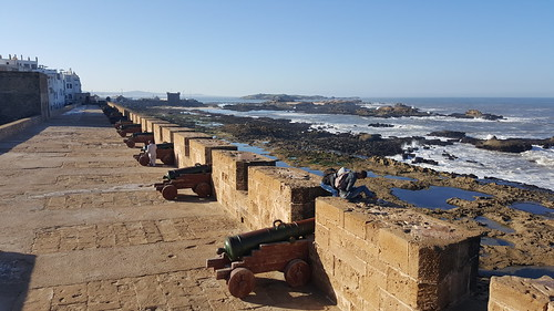 Day 8 - Essaouira to Marrakech by Big Al!