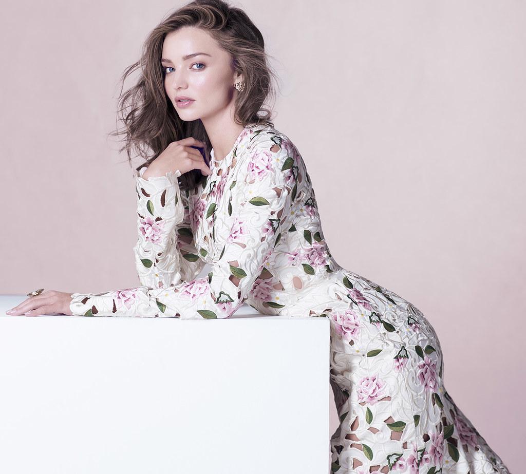 Миранда Керр — Фотосессия для «Vogue» TH 2015 – 1