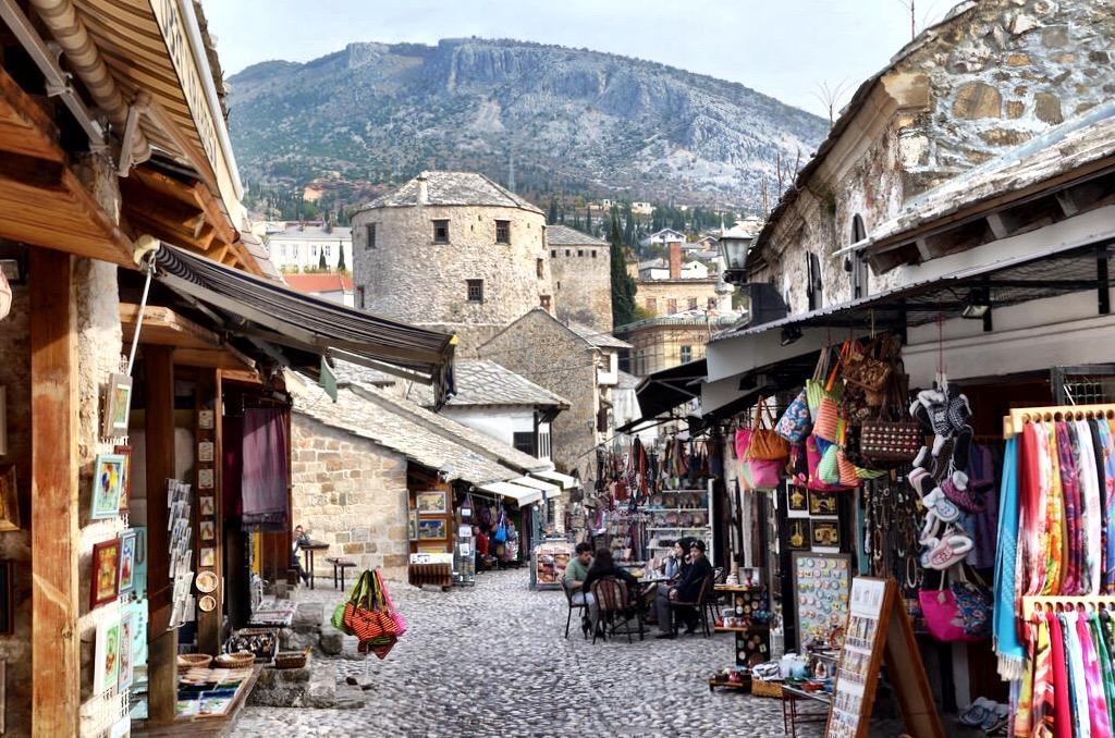 Girls Mostar