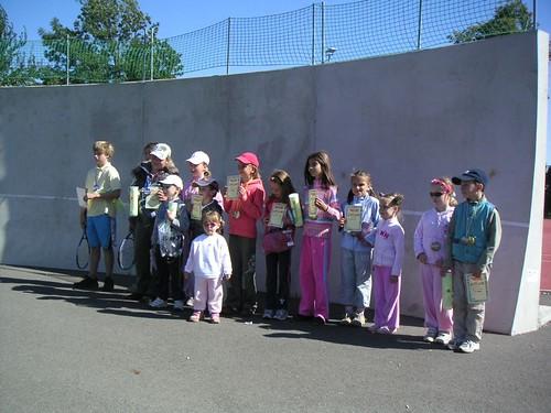 2008 - Tenis pro děti