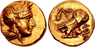 Lot 2041 ATTICA, Athens Stater