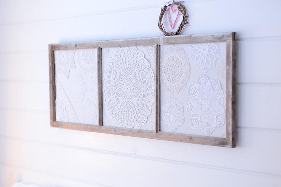 Lovely DIY idea by Valkoisen kartanon elämää