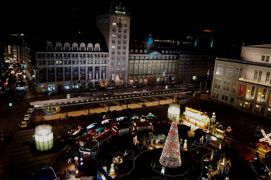 Weihnachtsmarkt Leipzig.Weihnachtsmarkt Leipzig Christian B Flickr