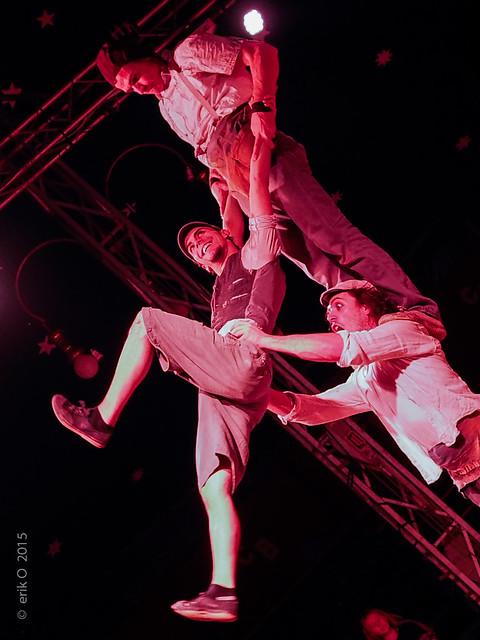 Circus & Co  Leuven 18-0 de 2015