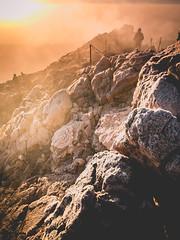Ridge of Teide